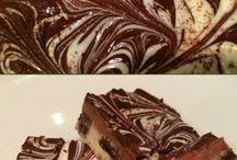 De lekkerste gerechten / Gerechten met chocola