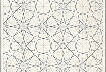Islamic art patterns