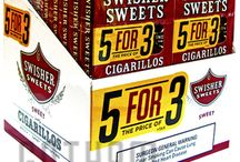 Swisher Sweets Cigars / Swisher Sweets Cigars are manufactured in Florida by the renowned cigar manufacturing company, Swisher International, Inc. The company was set up in 1861 by David Swisher, and is today one of the leading names in the tobacco business. The brand now accounts for about one-third of all the cigar sales in America, and is the country's largest cigar exporter. This particular line of cigars—the Swisher Sweets Cigar line—was introduced in 1958, and has been pleasing loyal smokers ever since.