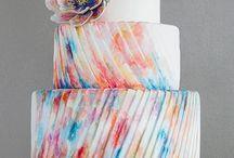 wed cakes / wedding cakes