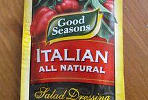 dips sauces dressings