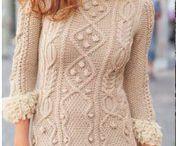 Knitting Arana