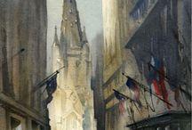 Inspiring Watercolor Paintings