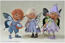 куколки Diane Guelinckx De Becker