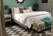{Home} Bedroom Ideas / by Kimber - The Pinning Mama