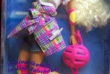 Barbies 90s