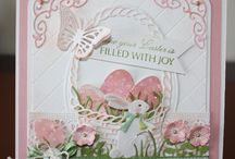 Easter Card Designs. / by Anne-Marie Bezzina