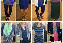 Maternity fashion / by Whitney Matchette