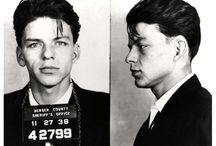 Busted! Celebrity Mugshots / Famous people caught on slightly more official film.