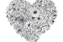 rose filigrane
