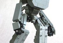 Lego mechanics