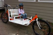 Bike & Trailer  Cargo / Work / Pedal power