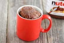 Mug caked