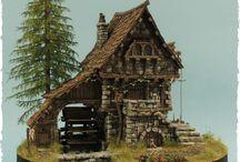 Miniature-Town