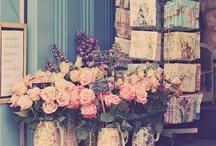 flower shop / by Jessamyn Sommers