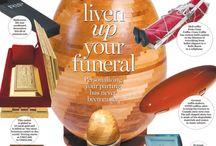Unique Funerals