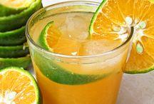 Bebidas 100% Salud [Healthy drinks]