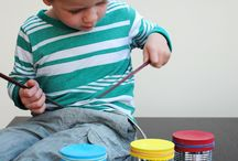 Reuse Arts + Craft + Kids