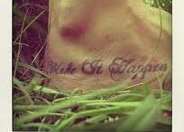 tattoos / by Monica Gonzalez