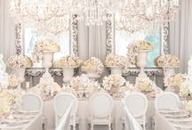 Wedding Tablescapes / We love these tablescapes and hope they will inspire you as much as they inspire us!