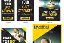 GYMX BANNER WEBSITES ADS QUOTES