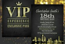 VIP Invites / by Tiffany Raab Quisno