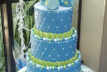 Baby shower cakes - ideas