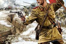 ww2 Russian Infantry