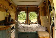 van & trailer life