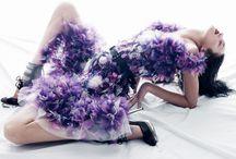 My Violet Heart / by Raya-Gabrielle Ramsey