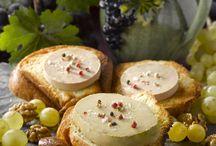 Recettes de Foie Gras automne / En automne, les recettes de Foie Gras foisonnent...