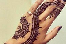Hena/ tattoo