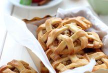 galletas tarta de manzana