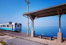 Station・Railway・Train