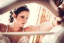 ME VISTO DE NOVIA - THE BRIDE / preparativos novias. wedding getting ready. wedding photography. fotografía de boda. the bride.