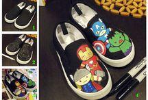 Canvas Shoe Inspo