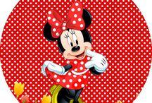 Minnie e Mickey