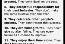 Successful people