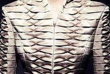 Detal konstrukcyjny / fabric manipulation