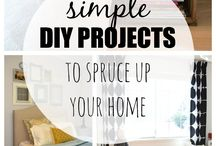DIYs for the house