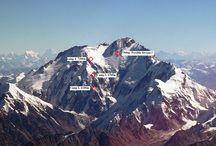 Οι ποιο ψηλές κορυφές στην Ασία