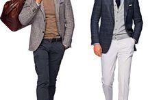 Men's Clothes  / by Vicena Hart