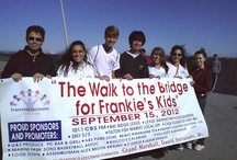 The Walk to the Bridge for Frankie's Kids / Our annual walk is an inspirational day as our community walks to the famous Verrazano Bridge!