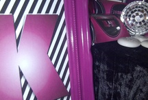 """Kylianna's 10th """"Fashionista"""" birthday party  / Birthday Party Setup signed LuzCreation / by Josee"""
