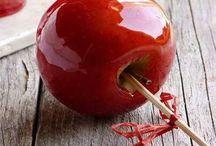 Candy Apple / Elma şekeri