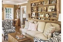 sitting room / by Jaqui Kerns Barrow