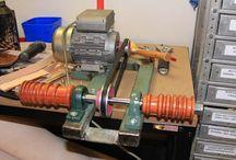 Narzędzia , maszyny, warsztat