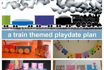 Play Group Ideas / by Dagny K.