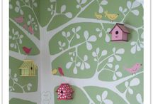 Nursery Inspiration - Bird Houses