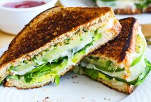 Sandwich Recipes / Sandwich recipes and ideas / by Catherine Moss